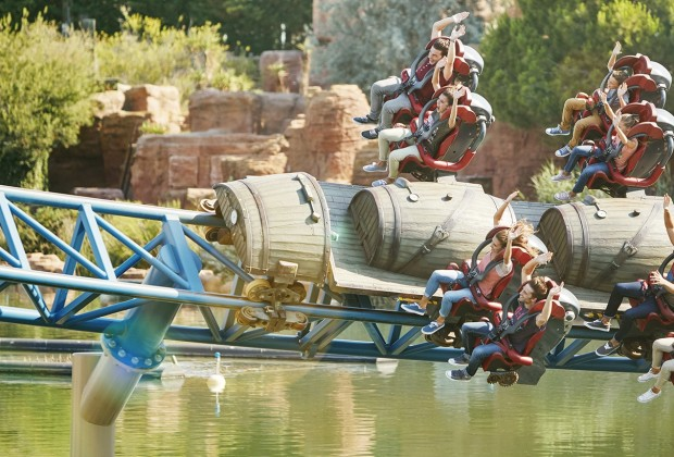 BARCELONA - PARQUE PORTAVENTURA WORLD
