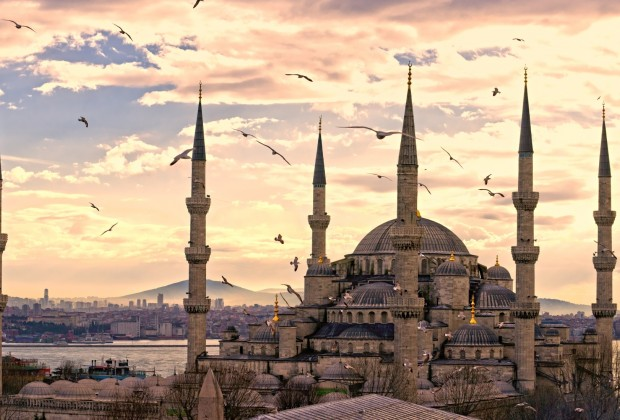 ISTAMBUL - TURQUIA - CITY BREAK