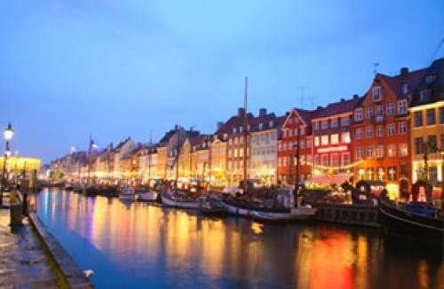 COPENHAGA - DINAMARCA - CITY BREAK